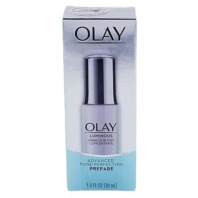 AU18.14 • Buy Olay Luminous Miracle Boost Concentrate Advanced Tone Perfecting PREPARE 1 Fl Oz