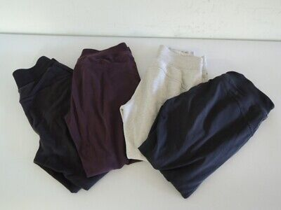 $ CDN283.24 • Buy Lululemon Lot Of FOUR PAIRS Of WARM DOWN JOGGER PANTS Cool Collected Size 8