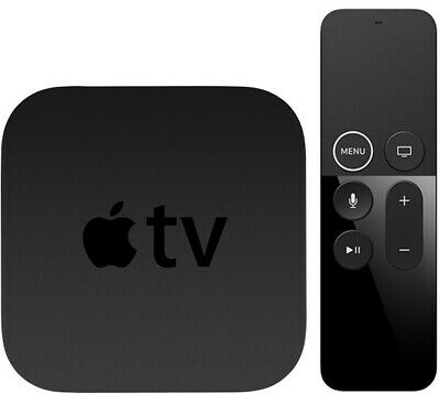 AU69.14 • Buy Apple Tv 4th Generation Used Box With Remote And Hdmi Cable (bundle)