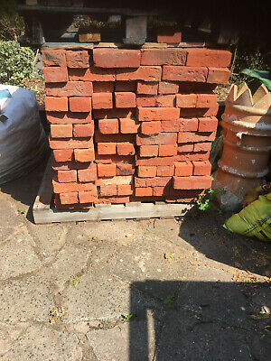 £300 • Buy  Red Facing Bricks, Double Sided  Probably Ibstock