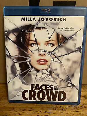 $4.99 • Buy Faces In The Crowd Blu-ray Disc Milla Jovovich