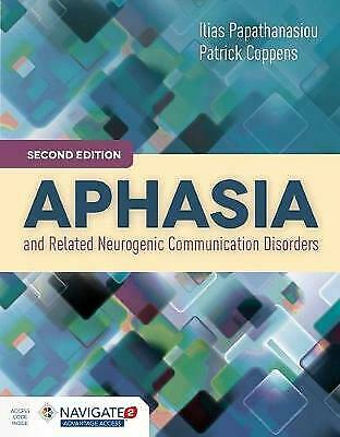 £16 • Buy Aphasia And Related Neurogenic Communication Disorders By Patrick Coppens Book