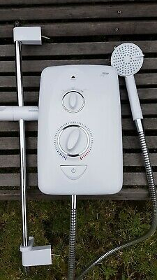 £47.50 • Buy Mira Jump Electric Shower 8.5 KW. 8. Only 2 Month Old.