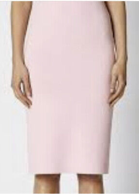 AU110 • Buy Rare Scanlan And Theodore Pink Crepe Skirt Size M