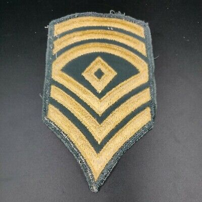 £0.71 • Buy US Army Rank Insignia Patch
