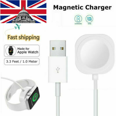 £4.19 • Buy Magnetic Cable 38 42 44mm Charger Charging Dock For Apple Watch IWatch  6/5/4/3