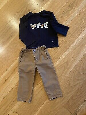 £5 • Buy Jacadi Boys Outfit 18-24 Months