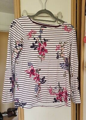 £3.90 • Buy Joules Top Size 12