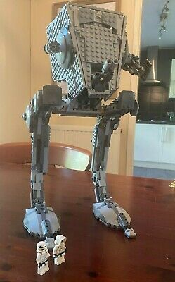 £189.99 • Buy Lego 10174 Star Wars Ultimate Collector Series Imperial AT-ST Complete 2 Figures