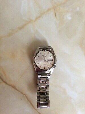 $ CDN34.62 • Buy Vintage Seiko 5 Automatic Day Date Watch 6309