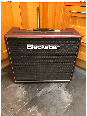 £525 • Buy Blackstar Artisan 15w, Hand Wired Boutique All Valve Combo