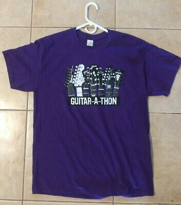 £20.26 • Buy Guitar Center Headstock LARGE T Shirt New Gibson Fender PRS Taylor Ibanez Martin