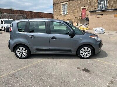 £2295 • Buy 2010 60 Plate Citroen C3 Picasso 1.6 Hdi Vtr+ Met Grey Mpv (may Px)