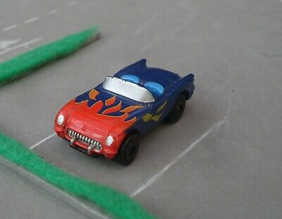 £1.49 • Buy Micro Machines 1954 Corvette In Red And Blue