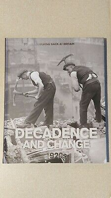 £8 • Buy Reader's Digest 1920s - Decadence And Change (Looking Back At Britain)