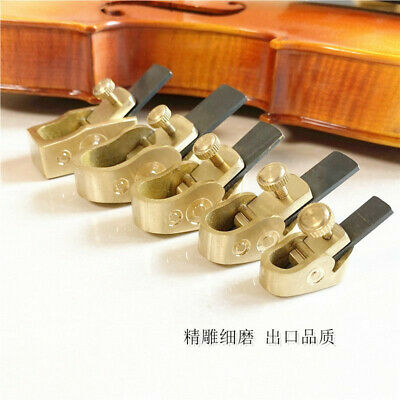 £56 • Buy Violin Making Tools, 5 Pcs Various Size Mini Brass Planes Woodworking Planes