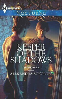 AU21.05 • Buy KEEPER OF SHADOWS By Alexandra Sokoloff *Excellent Condition*