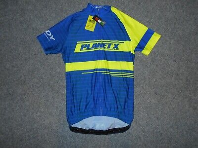 $9.99 • Buy Dry Custom New! W/tags Mens Large Planet X Team Usa Cycling Jersey
