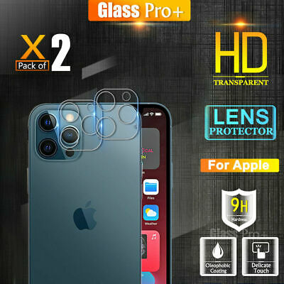 AU6.85 • Buy For Apple IPhone 12 Mini 12 Pro Max 11 Pro Camera Lens Tempered Glass Protector