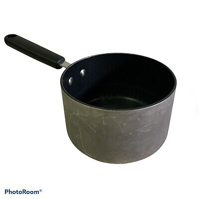 $ CDN22.39 • Buy Pampered Chef Professional Hard Anodized Nonstick 2 Quart Sauce Pan No Lid