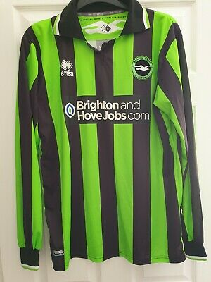 £69.99 • Buy Brighton And Hove Albion 2011-13 Away Shirt - XL - Long-sleeved - Excellent