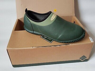 £29.99 • Buy MUCK BOOT Co. The Daily;Lawn & Garden Shoe,Green. Breathable And Waterproof UK4