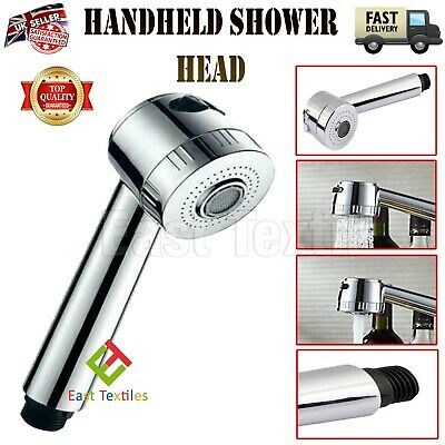 £7.25 • Buy 2 Function Replacement Pull Out Spray Shower Head Kitchen Mixer Tap Setting New