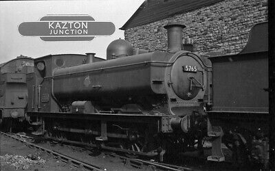 £5 • Buy Railway Negatives X3 Hereford MPD 7416 - 7437 - 5765 Plus A View Of Bridge 1955