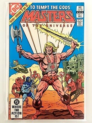 """$15.99 • Buy Masters Of The Universe #1 DC Comics 3 Part """"1st Appearance In Title"""" Key Issue"""