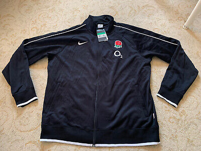 £25 • Buy England Rugby Player Issue Training Presentation Jacket Coat Brand New  Size XL