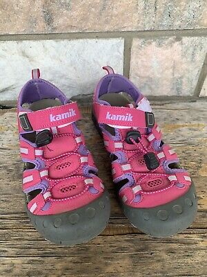 £11.13 • Buy Girls/Woman's Pink Kamik Water Shoes/Sandals  Size 5