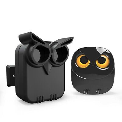 $12.75 • Buy Home Security Wireless Driveway Alarm Mailbox Alert Mailbox Alarm Welcome Chime
