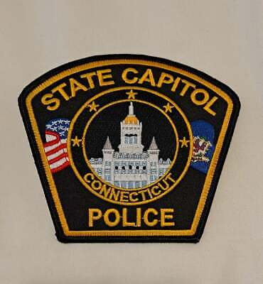 $10.50 • Buy Maine State Capitol Police Patch