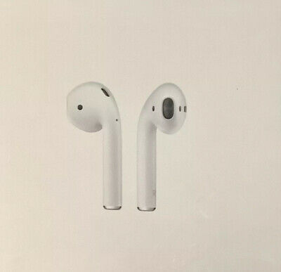 AU155 • Buy Apple AirPods 2nd Generation With Charging Case - White