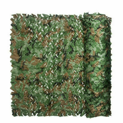 £11.99 • Buy Camouflage Netting Oxford Camo Net Camping Hide Army Hunting Fabric Woodland NEW