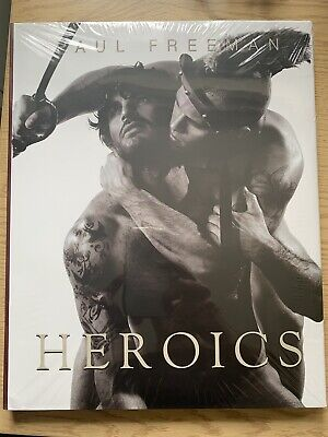 $ CDN240.62 • Buy Heroics By Photographer Paul Freeman (rare) NEW In Plastic Wrapping