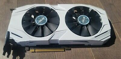 $ CDN238.50 • Buy ASUS GeForce GTX 1060 6GB GDDR5 Graphics Card - Used, In Great Shape!