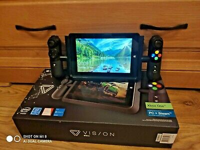 AU224.21 • Buy Linx Vision 8  Tablet & Xbox Controller Compatible With Xbox One PC & Steam WIFI