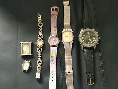 £6 • Buy Joblot 8 Spares And Repairs Unisex Watches 6 In Total