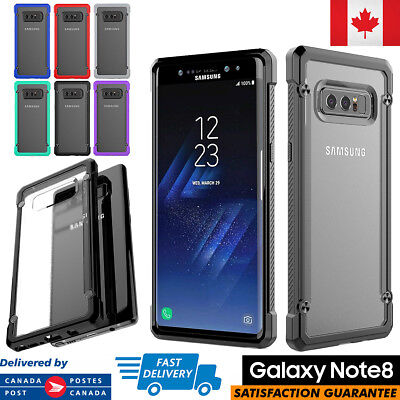 $ CDN4.99 • Buy For Samsung Galaxy Note 8 Case Hybrid Shock Proof Protective Cover