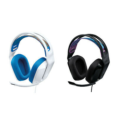 AU114.99 • Buy Logitech G335 Lightweight Wired Gaming Headset PC Console Mobile All Colours CK