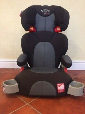 £15 • Buy Graco 2 In 1 High Back Booster Car Seat (Universal Group 2,3 15-36kg,4-12 Yrs)