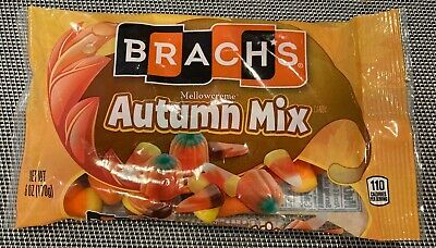 £7.59 • Buy NEW BRACHS Candy Corn Autumn MIX 2021 American Import UK Posted