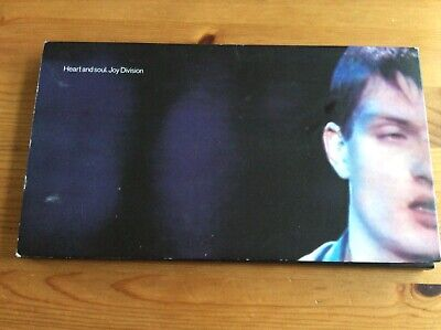 £60 • Buy Heart And Soul. Joy Division, With Booklet Boxset 4 CD