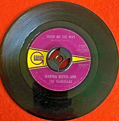 £9 • Buy Northern Soul Martha Reeve And The Vandellas Show Me The Way VG+
