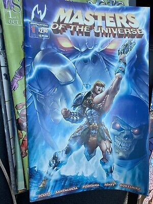 $4 • Buy MASTERS OF THE UNIVERSE #1 MVCREATIONS COMIC (2004 3rd Series) Netflix