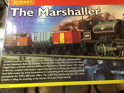 £49 • Buy Hornby Boxed The Marshaller 00 Gauge Electric Train Set