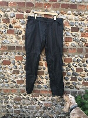 £120 • Buy Triumph Mens Leather Trousers 49/50