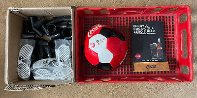 £25.99 • Buy Coca Cola Chalk Board And Crate