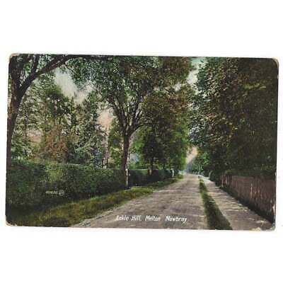 £4.95 • Buy MELTON MOWBRAY Ankle Hill, Old Postcard By Valentine, Postmark South Witham 1903